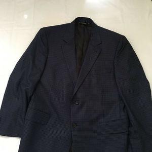 Jos. A. Bank Jacket 2 Button Sport Coat Size 44 R